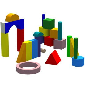 Toys Free Cubes From Japan 105