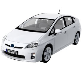 Toyota Prius 3d Object Free Artlantis Objects Download