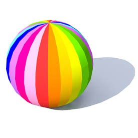 Ball 3d Object Free Artlantis Objects Download