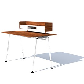 hm desk 3D Object | FREE Artlantis Objects Download