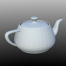 Teapot 3d Object Free Artlantis Objects Download