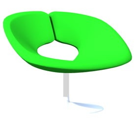 Appollo Chair 3d Object Free Artlantis Objects Download