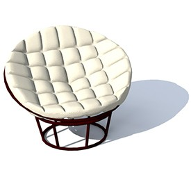 Popasan Chair 3d Object Free Artlantis Objects Download