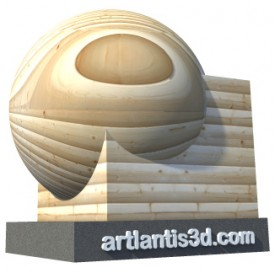 Woodz Shader | Artlantis Materials FREE Download