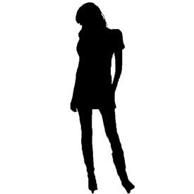 Girl Billboard | Artlantis Billboards FREE Download