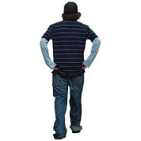 Man back Billboard | Artlantis Billboards FREE Download