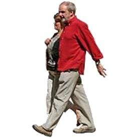 elderly people Billboard | Artlantis Billboards FREE Download