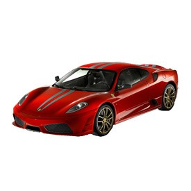 Ferrari F430 Billboard | Artlantis Billboards FREE Download