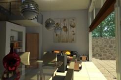 Interior Casa Malo
