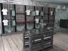 loja de palets