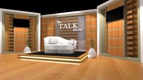 Talk Show Studio