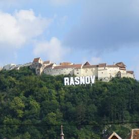 Rasnov Stronghold, Romania Image | Artlantis Images FREE Download