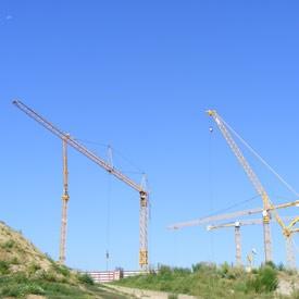 Cranes Image | Artlantis Images FREE Download