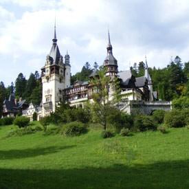 Peles Chateau, Romania Image | Artlantis Images FREE Download