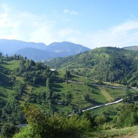 Romanian Mountains Image | Artlantis Images FREE Download