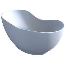 Future Bathtub 3D Object