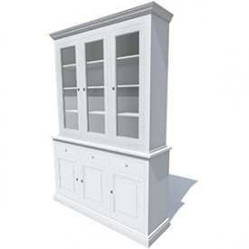 Flamant Cupboard Nantes 3D Object | Artlantis Objects Download