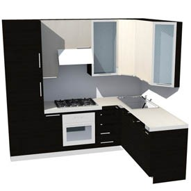 Image Result For Small Kitchen Ikea
