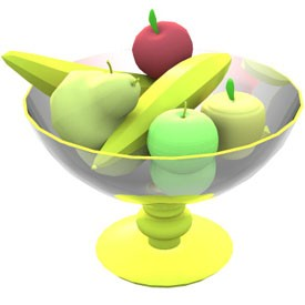 Fruits 3d Object Free Artlantis Objects Download