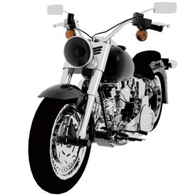 Harley Davidson 3D Object | FREE Artlantis Objects Download