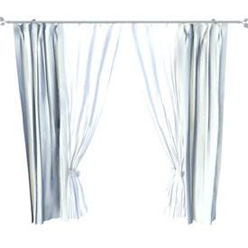 Curtain2 3D Object | FREE Artlantis Objects Download