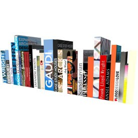 Architecture Books 3d Object Free Artlantis Objects Download
