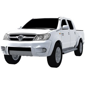 Toyota Hilux 3D Object | FREE Artlantis Objects Download