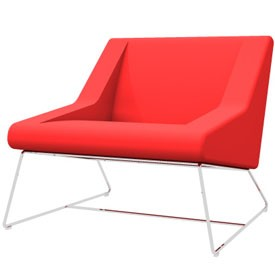 GT Chair 3D Object | FREE Artlantis Objects Download