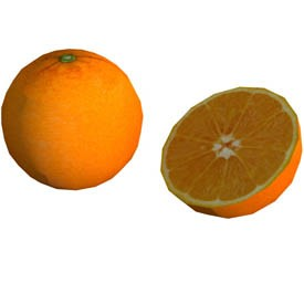 Oranges 3D Object | FREE Artlantis Objects Download