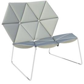 Diamond Chair 3D Object | FREE Artlantis Objects Download
