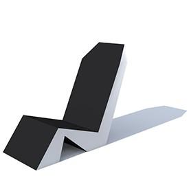 Futuristic Chair 3D Object | FREE Artlantis Objects Download
