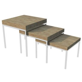 Ikea Tables 3D Object | FREE Artlantis Objects Download
