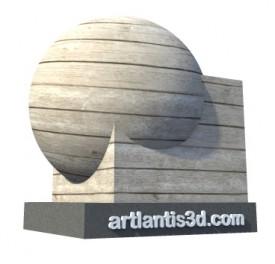 Tileable Wood Shader | Artlantis Materials FREE Download