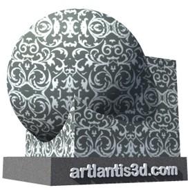 Dark wallpaper Shader | Artlantis Materials FREE Download