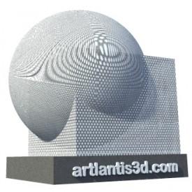 Ornamental Metal Shader | Artlantis Materials FREE Download