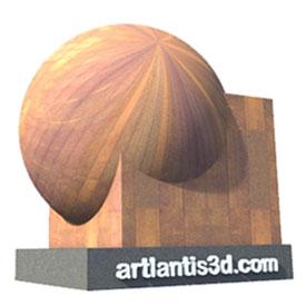 Corten Shader | Artlantis Materials FREE Download