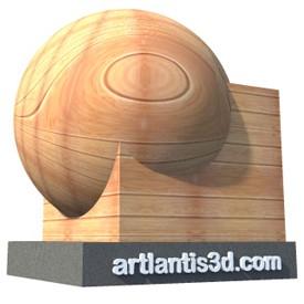 Parquet3 Shader | Artlantis Materials FREE Download