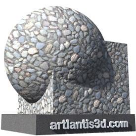 Stones Shader | Artlantis Materials FREE Download