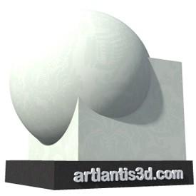 Light wallpaper Shader | Artlantis Materials FREE Download
