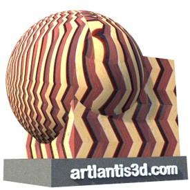 Parquet6 Shader | Artlantis Materials FREE Download