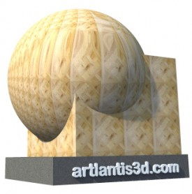 Parquet9 Shader | Artlantis Materials FREE Download