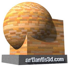 Dark wood floor Shader | Artlantis Materials FREE Download