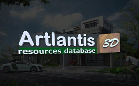 oggetti artlantis